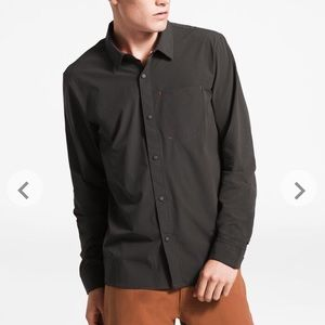 The North Face North Dome button down shirt